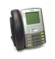 Nortel/Avaya 1140E IP Business Phone With Handset & Coiled Cord NTYS05