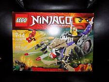 LEGO Ninjago 70745 Anacondrai Crusher NEW FREE USA SHIPPING