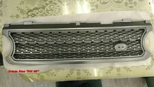 GRAY FRONT GRILLE FOR RANGE ROVER L322 SUPERCHARGED MODEL 2006-2009