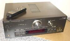 Technics Sa-da8 Dolby Digital & DTS AV Receiver Mos-fet 100w X 5 exc con