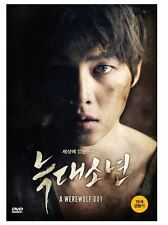 "KOREAN MOVIE DRAMA""""A Werewolf Boy""ORIGINAL DVD ENG  REGION 3 2DISC"