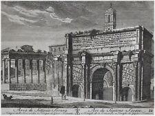 Rom / Italien - Arco di Settimio Severo