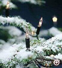 Mini-Lichterkette klar für innen+außen 40 teilig mit Trafo GNOSJOE 2004-000 OD