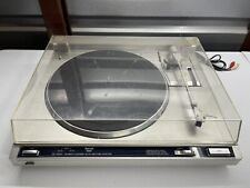 QL-a200 Jvc Turntable Very Good Condition quartz locked, Tested Work Well