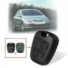 2 Buttons Bemote Key-Fob Shell Cover Cases For-Peugeot 206 A0P3 106 307 107 H7A6
