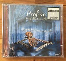 Profive - Die süddeutschen Bläsersolisten, Hybrid SACD Animato Records (New)