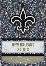 2018 Panini NFL Sammelsticker, #357 New Orleans Saints