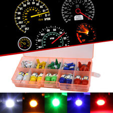 40 Pcs T5 T10 5050SMD LED Car Dashboard Instrument Panel Light Turn Signal Lamps