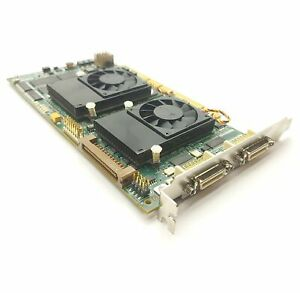 Matrox O10G5MDBCL* Odyssey XCL Ver 408 Frame Grabber Card PCI-X, 2x Camera, 1GHz