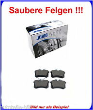 JURID Keramik Bremsbeläge hinten diverse Audi Seat Skoda VW Citroen Peugeot