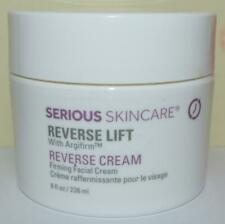 SERIOUS SKIN CARE Reverse Lift Firming Facial Cream 8 FL OZ JUMBO SIZE ~ SEALED