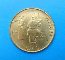 San MARINO 200 LIRE 1997 ☆ solo 28.000 esemplari ☆