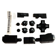Black button trigger hinge cover d-pad A B X Y set for nintendo ds lite dsl-n Tw