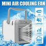 Portable USB Air Cooler fan Air Conditioner Humidifier Purifier Cooler Desktop