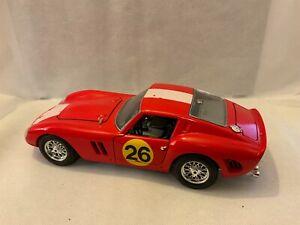 Ferrari 250 GTO Burago 1/18 sans boite