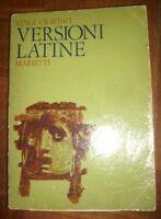 LUIGI CRAVINO - VERSIONI LATINE - ED:MARIETTI - ANNO:1979 (TV)
