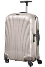 "Samsonite Cosmolite 3.0 20"" PEARL Carry on Spinner Luggage 4-wheeled 80407-1673"