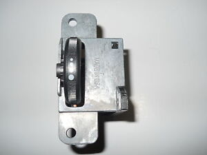 Headlight Instrument Panel Dimmer Switch fits 1986-1989 Mercury Sable