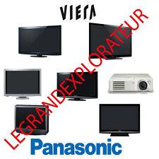 Ultimate Panasonic TV LCD PLASMA  LED Repair Service manual  380 PDF manuals DVD