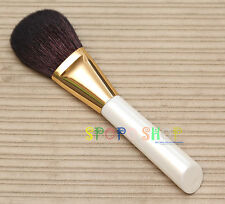 XL Premium Quality Goat Hair Bronzer Bronzing Loose Powder Brush for Face & Body