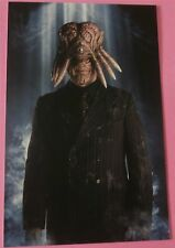 Hybrid Dalek-Human - Evolution of the Daleks  NEW Doctor Who Postcard