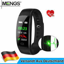 Smartwatch Smart Armband Fitness Tracker Pulsuhr Blutdruck Uhr Wasserdicht IP68