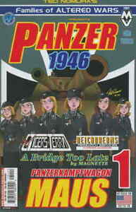 Families of Altered Wars Presents Panzer: 1946 #131 VF/NM; Antarctic   save on s