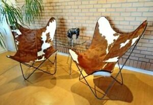 Home Decor Handmade Vintage Butterfly Chair Relax Arm Chair Full Folding