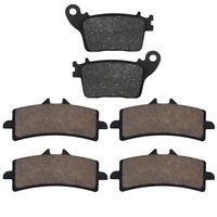 Front Rear Brake Pads for Suzuki GSXR600 GSXR750 11-20 GSXR 1000 Brembo Caliper