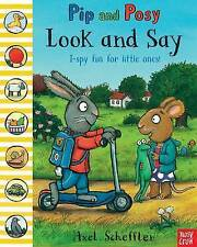 Pip and Posy: Look and Say-ExLibrary