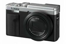 NEW Panasonic Lumix DC-TZ95 EB-S Digital Camera in Silver (UK Stock) BNIB