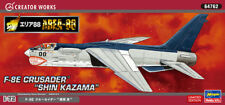 Hasegawa 64762 - 1/72 Area 88 F-8E Crusader Shin Kazama - Neu