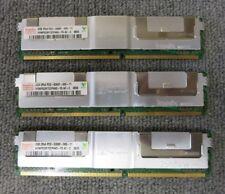 Hynix HYMP525F72CP4N3-Y5 (3x2GB) ECC 2RX4 PC2-5300F DDR2 SDRAM CL5 Server Memory