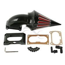 Black Air Cleaner Kits Intake Filter For Kawasaki Vulcan VN 2000 Classic 04-10