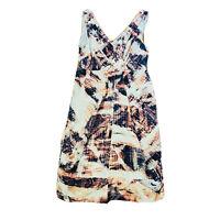 Ojay Women's 100% Silk Dress Size 10 Fully Lined