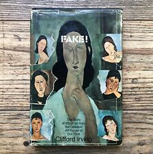 FAKE!, CLIFFORD IRVING, HC (1969)