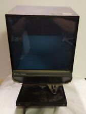 Bell & Howell Microfiche Microfilm Viewer Reader Model Sr-