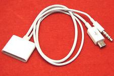 30 Polig auf Micro USB Adapter Dock Connector Kabel für Samsung Galaxy HTC Nokia