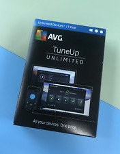 AVG TuneUp Software Unlimited Devices for 1 Year #7957