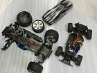 Vintage Remote Control RC Race Cars - For Parts or Repair