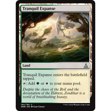 22x MTG Tranquil Expanse NM - Oath of the Gatewatch