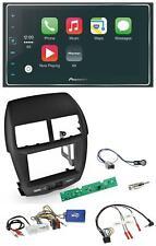 Pioneer USB 2DIN MP3 Lenkrad Bluetooth Autoradio für Mitsubishi ASX ab 2010
