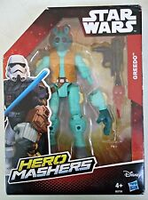 Greedo Star Wars Hero Moledores Greedo new cargador rápido envío B3770 new