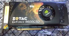 Zotac NVIDIA GeForce 9600 GSO (ZT96SES4PFSL) 512MB GDDR3 SDRAM PCI Express...
