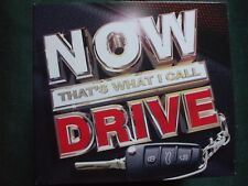 Various Artists - Now That's What I Call Drive 3 CD Box Set.Discs In Ex.Cond..