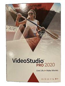NEW-Corel VideoStudio Pro 2020 | Video Editing Suite Windows -FREE SHIPPING