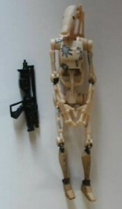 Star Wars 2007 30th Anniversary Collection Battle Droid Shot Variant Legends