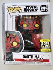 Funko Pop Star Wars : Darth Maul (No. 299)
