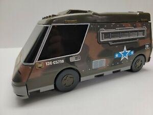 Vintage-1991-Galoob-Micro-Machines-Millitary-Super-Van-City-Foldout-Play set