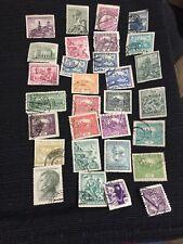 Ceskoslovensko Vintage Stamps 193-40's